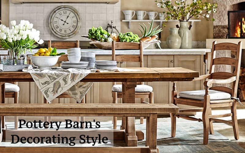 What Decorating Style is Pottery Barn? - Budget Friendly ...