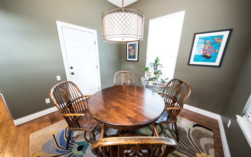 Dining Room Table Hardwood
