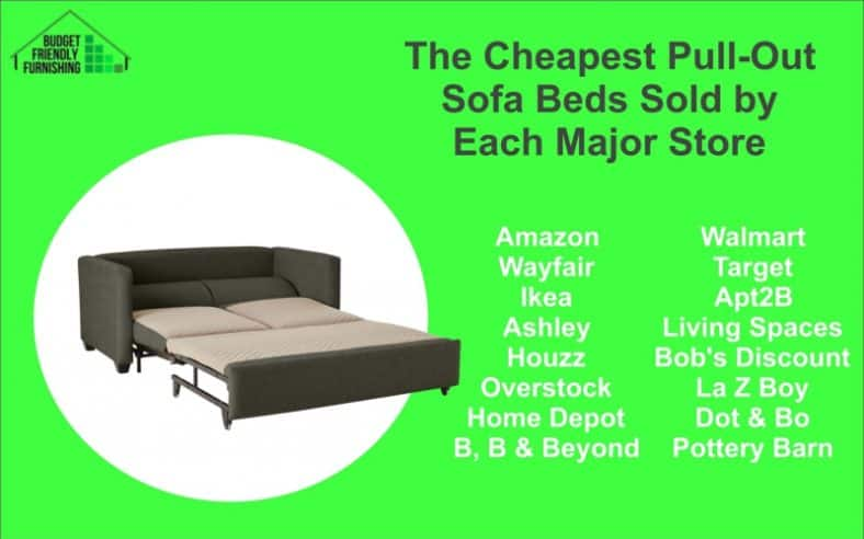 Cheapest sofa beds online
