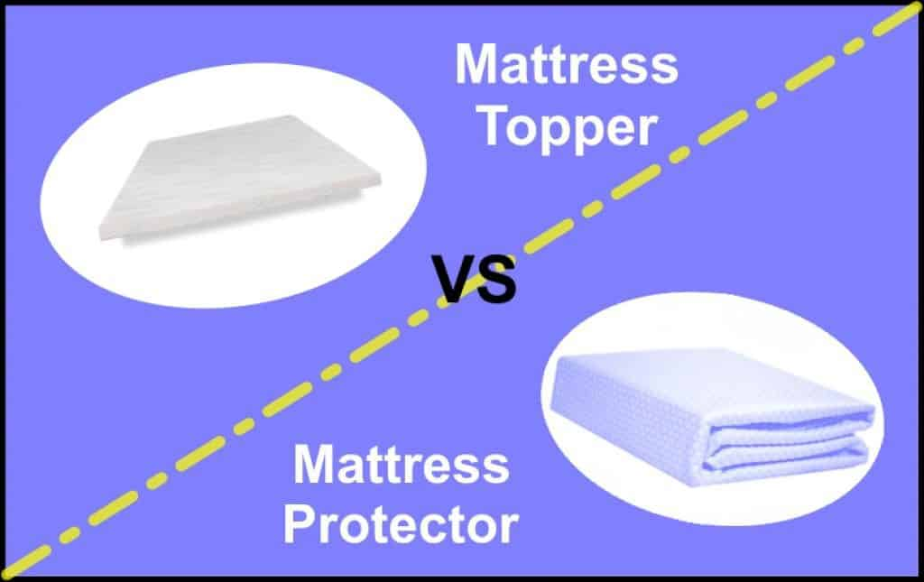 Is A Mattress Topper The Same As A Mattress Protector Budget Friendly Furnishing