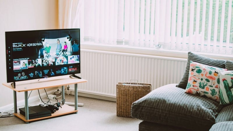 Can You Put the TV Against a Window? Read Before Installing