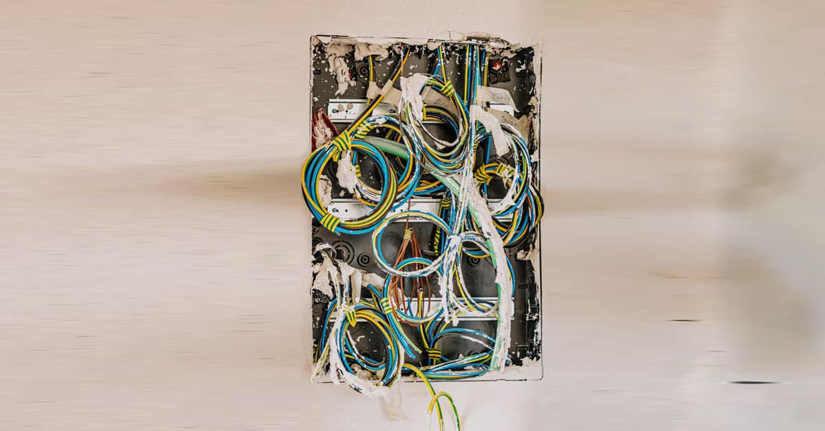 Can an Electrical Panel Be In A Bedroom?