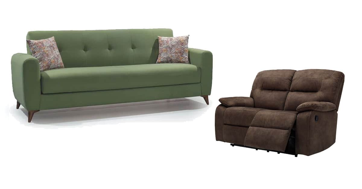 Complete Guide To Mismatched Sofa And Loveseat