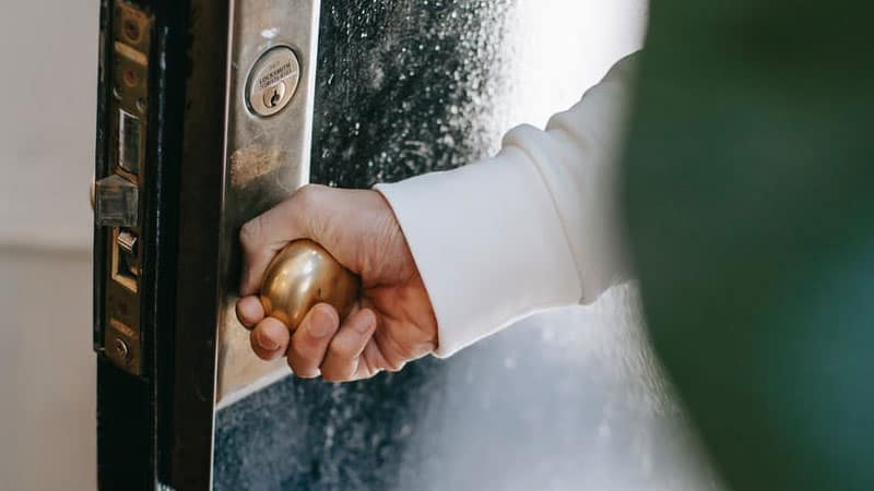 What To Do About Neighbor Slamming Doors?