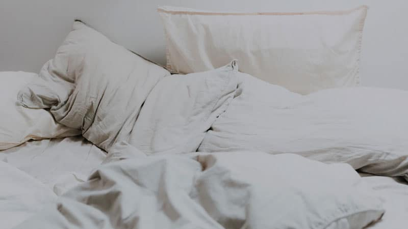 Why Does Your Bedroom Smell After Sleeping?