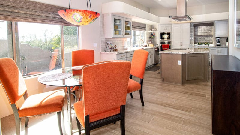 Does A Breakfast Nook Add Value to Your Home?