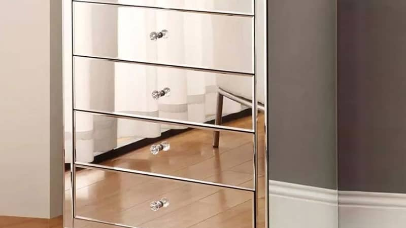 Does Mirrored Furniture Scratch Easily?