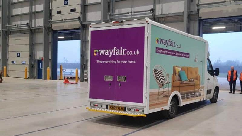 Does Wayfair Have One Day Shipping?
